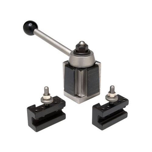Aloris AXA-1-IP | 3pc. Intro-Pro Set Tool Post & Holders
