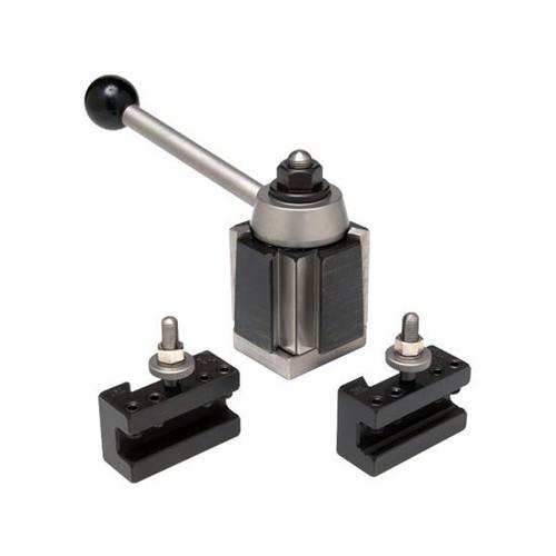 Aloris BXA-2-IP | 3pc. Intro-Pro Set Tool Post & Holders