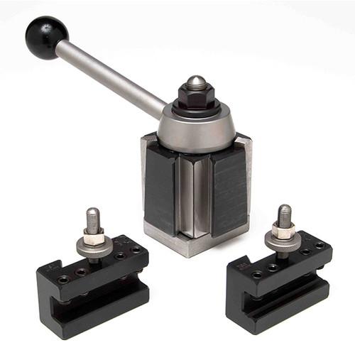 Aloris EA-6-IP | 3pc. Intro-Pro Set Tool Post & Holders