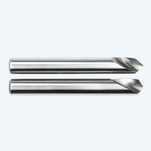 "YG1 0401L / 2401L | NC Spotting Drill 8% Cobalt HSS 5/8"" 90 & 120 Degree 2pc Set CNC Machine"