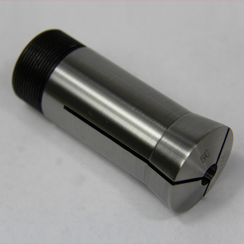 "All Industrial 41153 | 27/32"" (.8438) 5C Round Collet High Precision Tooling for Lathes & Fixtures"