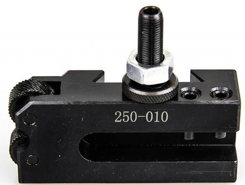 All Industrial 47007 | OXA #10 Knurling Turning & Facing Holder CNC Lathe Tool Post (250-010)