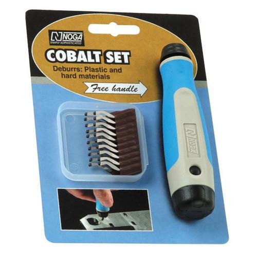 Noga NG8100 | 20pc Cobalt N10 Light Duty Blade Set