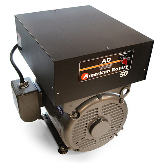 American Rotary AD50FM   50HP 240V AD Series Floor Mount Rotary Phase Converter