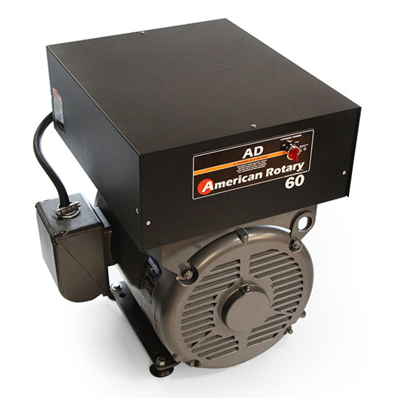 American Rotary AD60FM | 60HP 240V AD Series Floor Mount Rotary Phase Converter