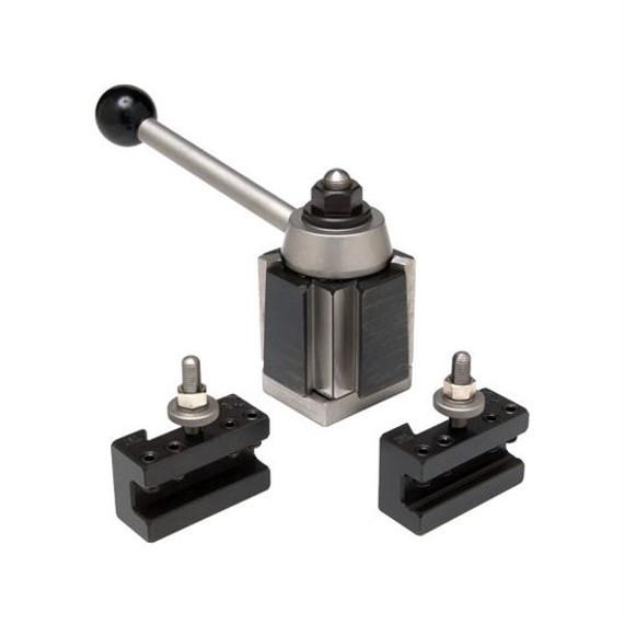 Aloris AXA-1-IP | 3pc. Intro-Pro Set Tool Post & Holders