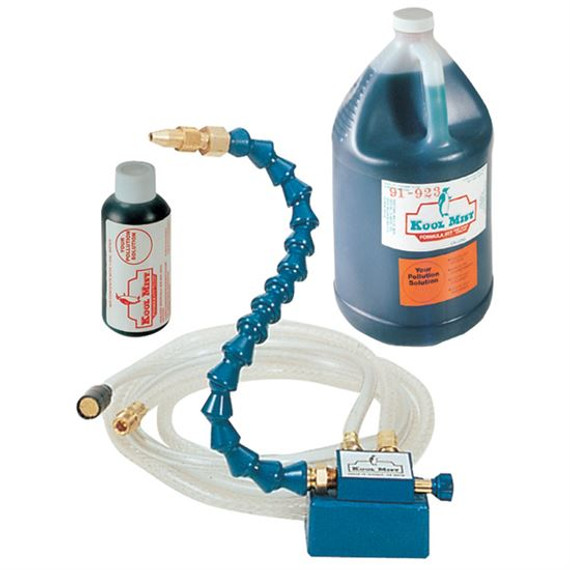 Kool Mist 560-77 | Portamist Unit, 1 Gallon #77 & 1 Sample #77 Concentrated Coolant