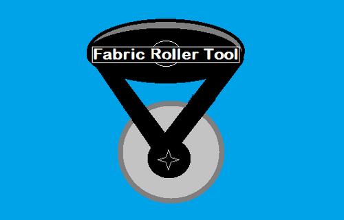 Fabric Rolling Tool