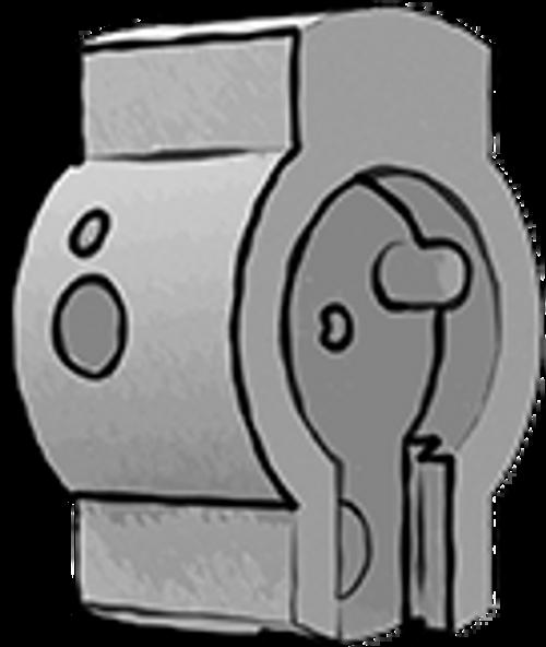 Bighorn Bolt Head Assembly - TL3/SR3