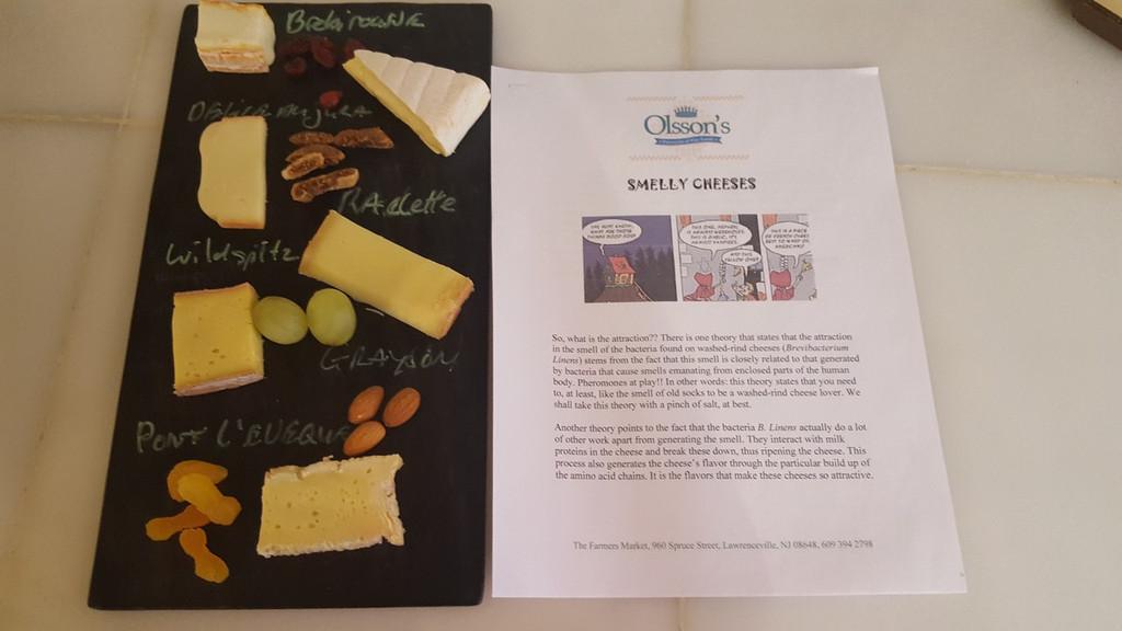 Stinky Cheese (Class)