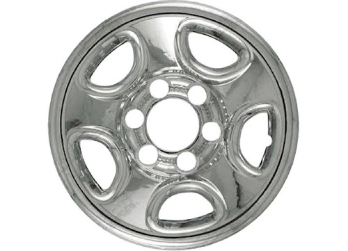 """Promaxx (Set Of 4) 02-05 Explorer 16"""" 5 Rounded Triangles Quick Fit Wheel Skin #IWCIMP/312X"""