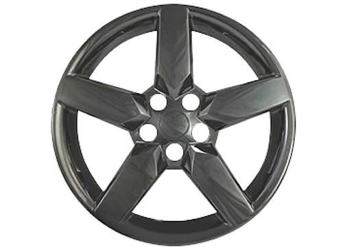 "Promaxx (Set Of 4) 10-13 Camaro 19"" Black Chrome Quick Fit Wheel Skin #IWCIMP/339XBC"