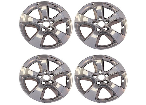 """Promaxx (Set Of 4) 11-13 Charger 17"""" 5 Spoke Quick Fit Wheel Skin #IWCIMP/352X"""
