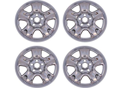 """Promaxx (Set Of 4) 12-13 CRV 16"""" 5 Spoke Steel Quick Fit Wheel Skin #IWCIMP/86X"""