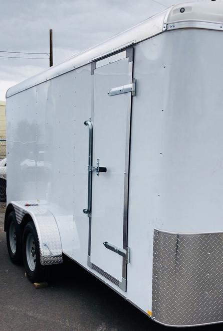 mirage 7 x 14 7k xcel cargo trailer mxl714ta2 bendtrailers com rh bendtrailers com