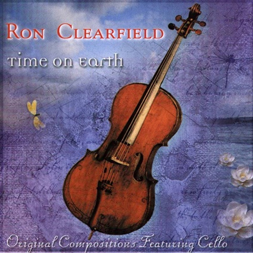 Time on Earth CD - Ron Clearfield