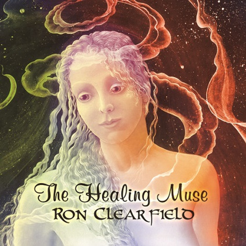 The Healing Muse CD - Ron Clearfield- FREE SHIPPING!