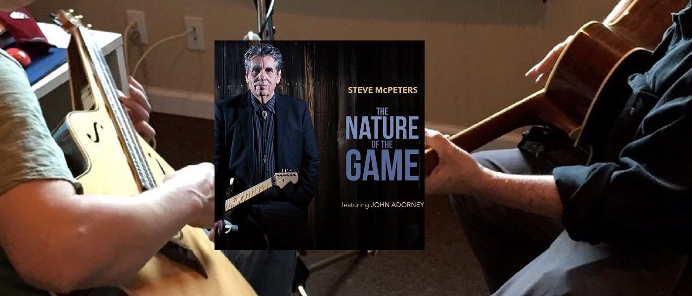 Poster of album the Nature of the Game