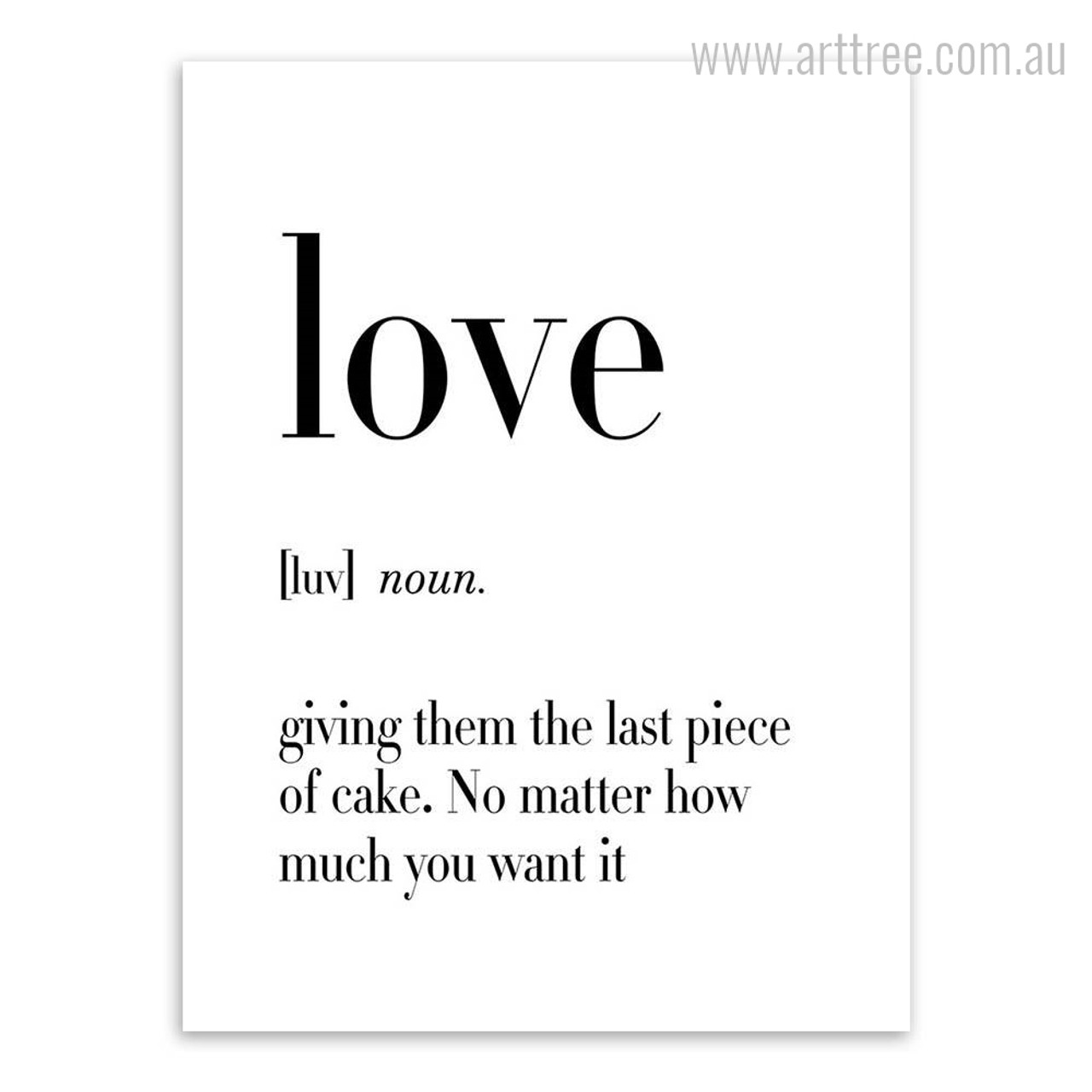 The Meaning Of Love Quotes: Arttree