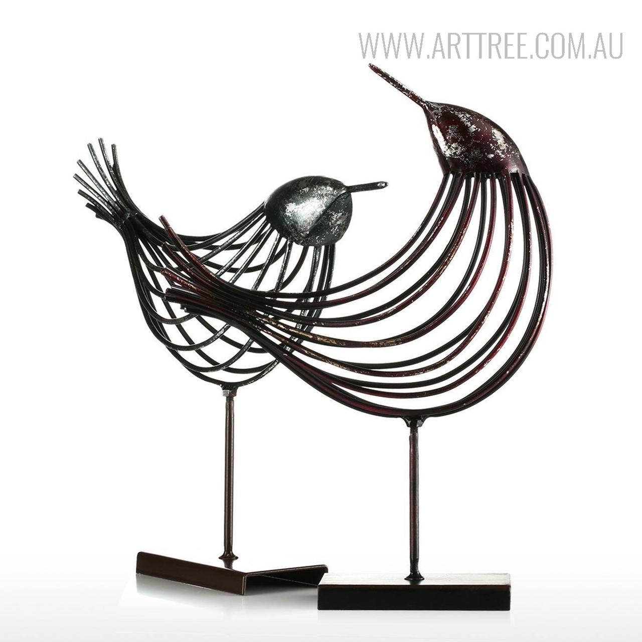 Set of Bird Sculpture - Arttree