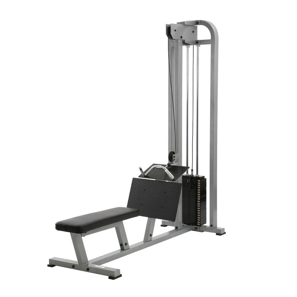 York Gym Seated Back Row Machine