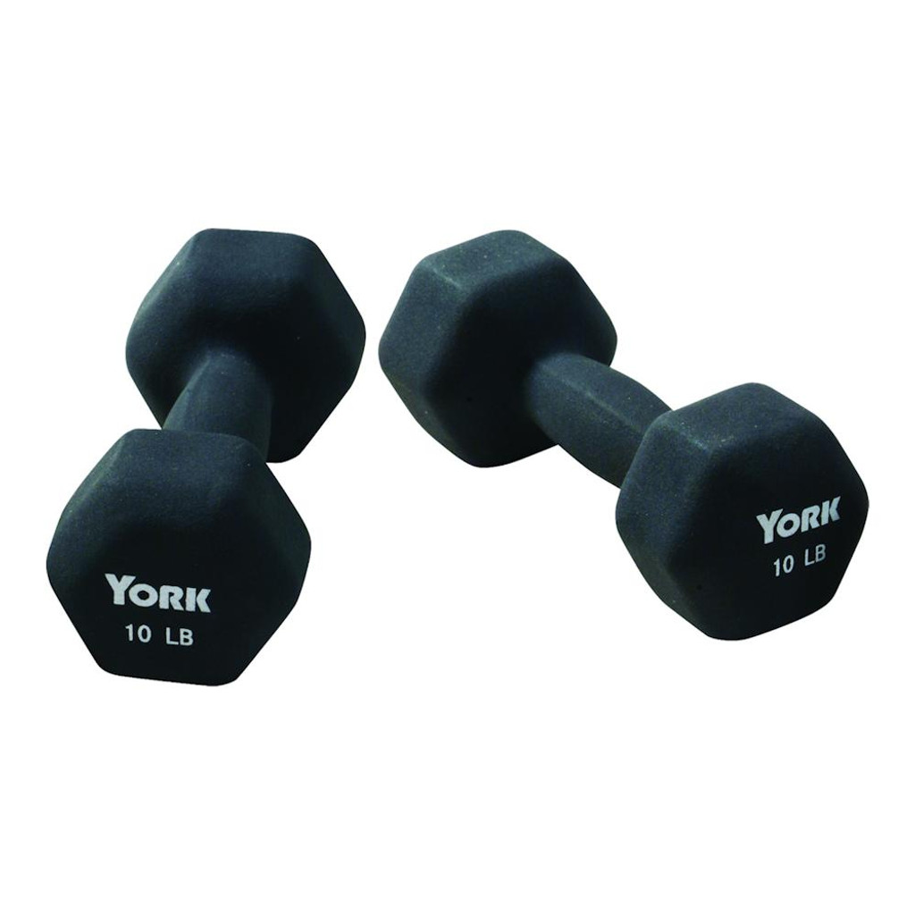 York Neo-Hex Fitbell