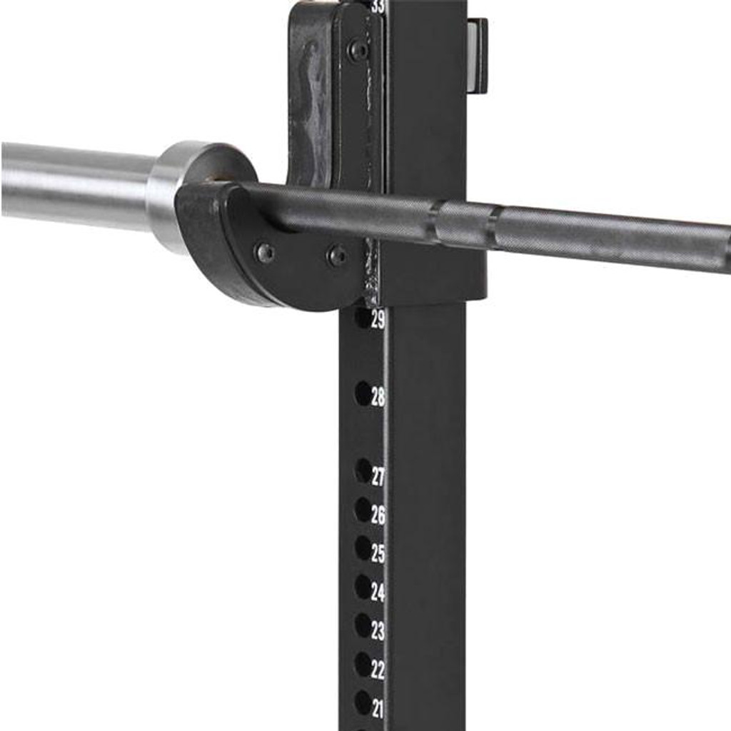 Xtreme Monkey H-Base Squat Stand J-Hook Bar Catch