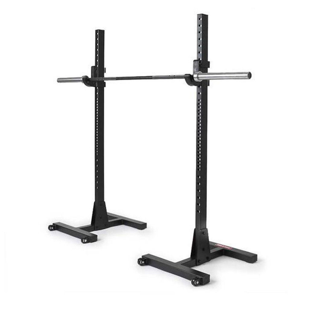 Xtreme Monkey XM-4502 Workout Stands with Wheels