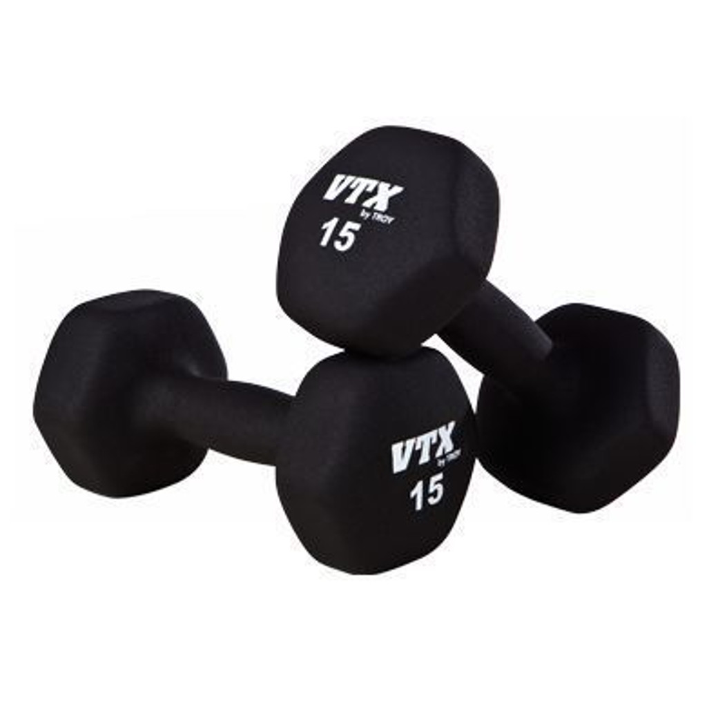 Troy Barbell VTX Neoprene Weights