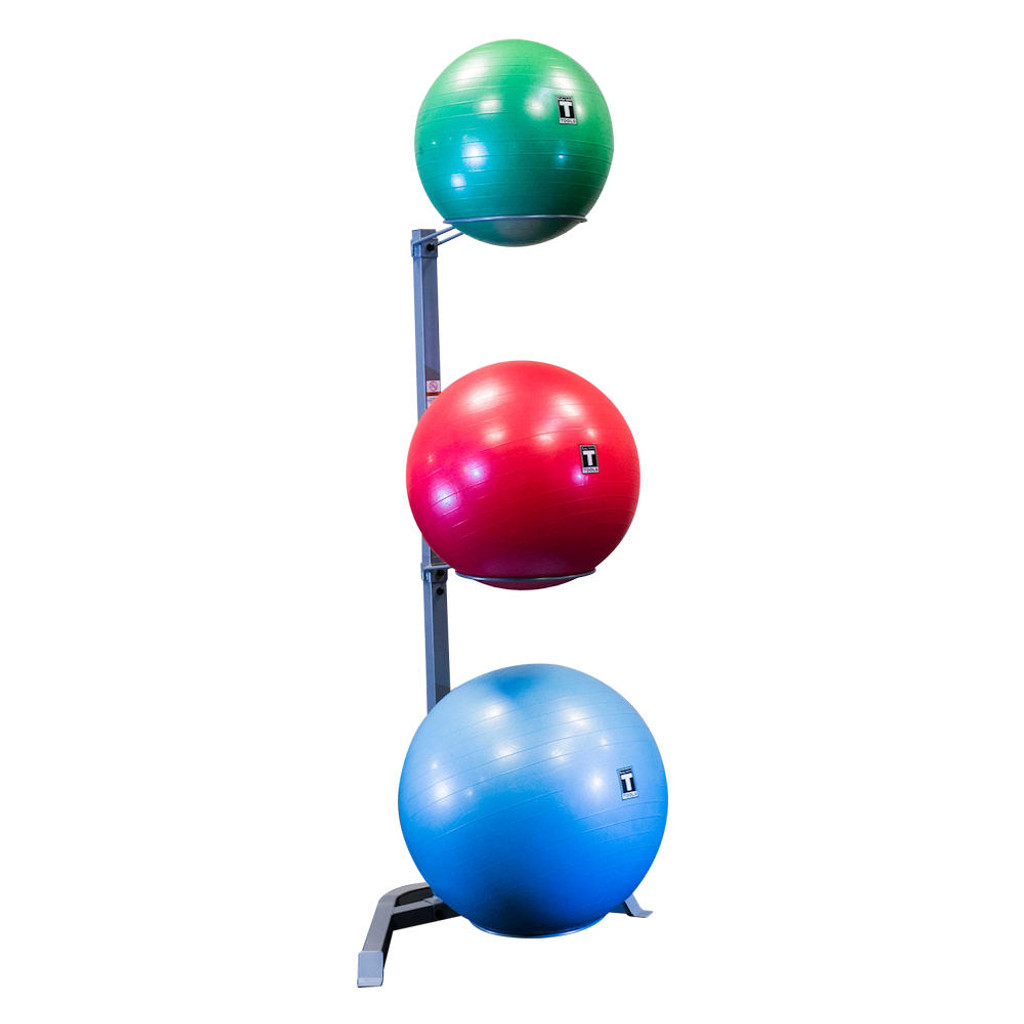 Body Solid Gym Ball Storage Stand Rack - GSR10