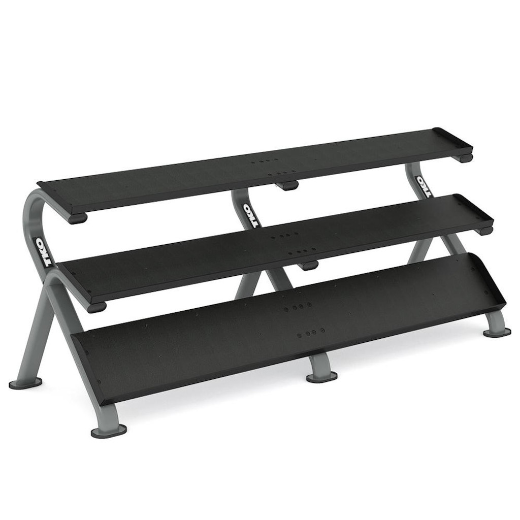 TKO Commercial 5-100 Dumbbell Rack