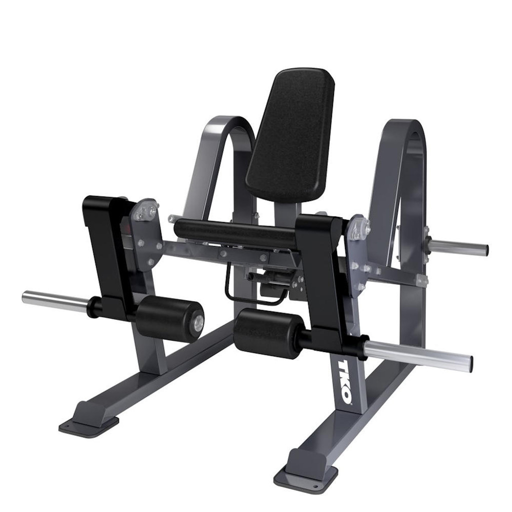 Commercial Plate Load Leg Workout Machine
