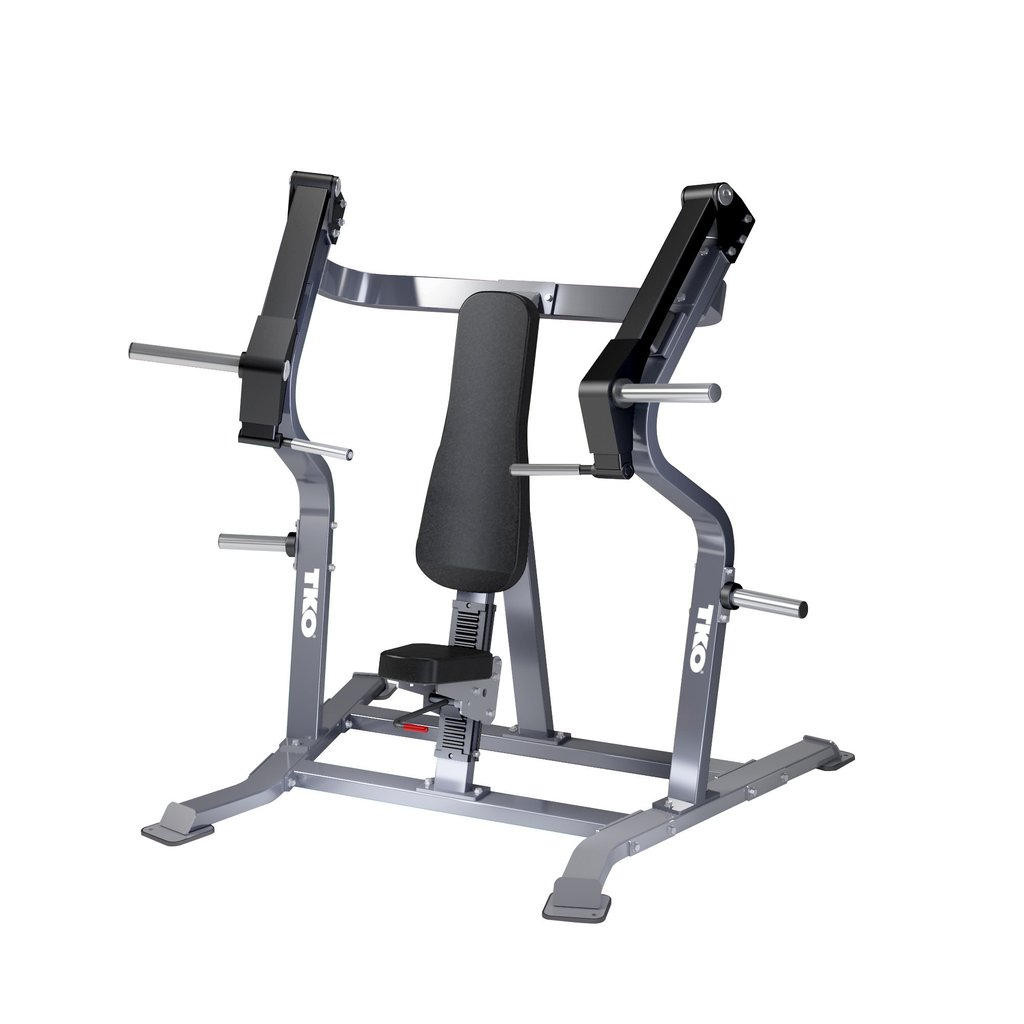 TKO Commercial Plate Load Incline Chest Machine