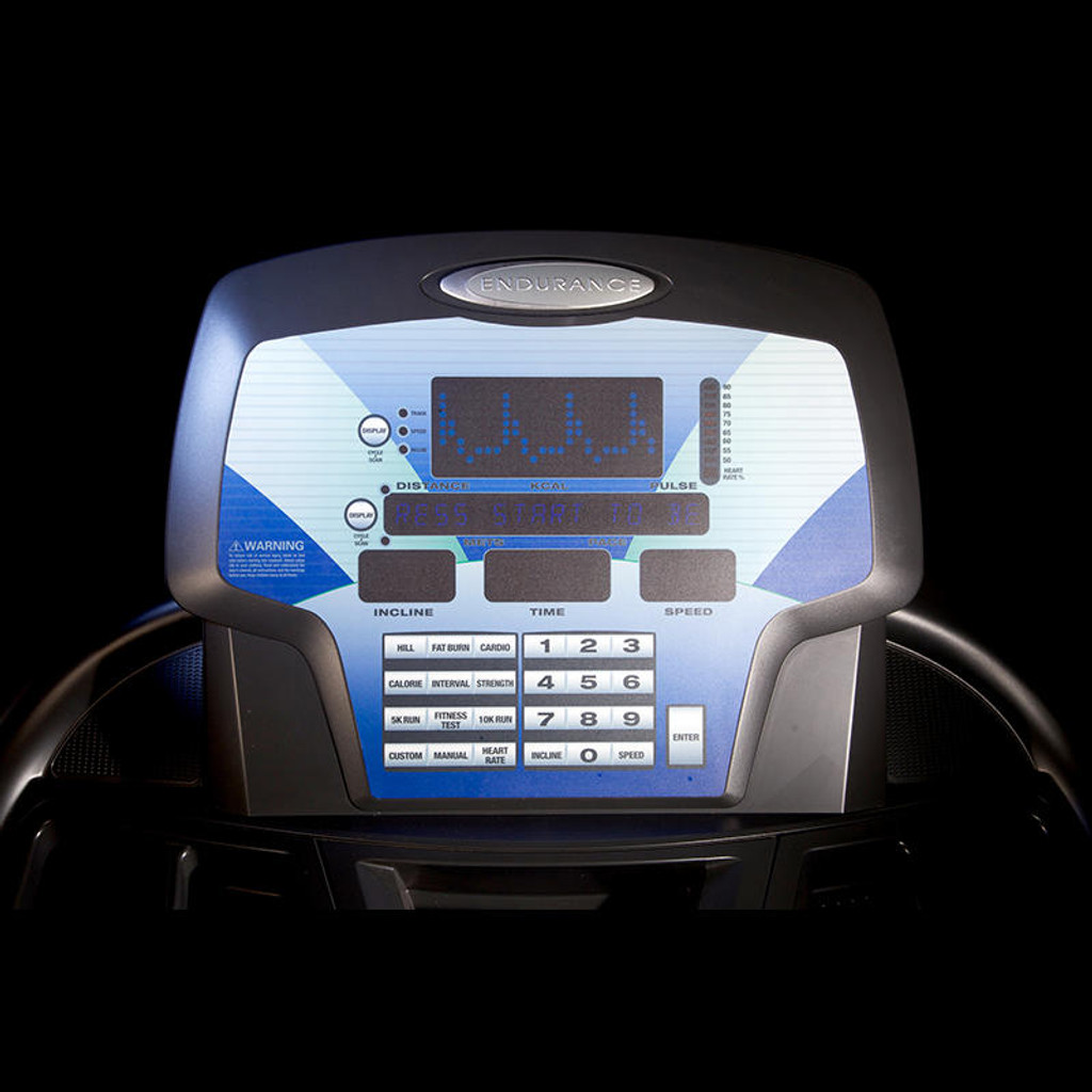 Body Solid Console for Light Commercial T100 Treadmill