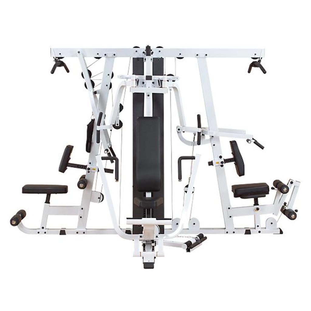 Body Solid 3-Station Multi Gym