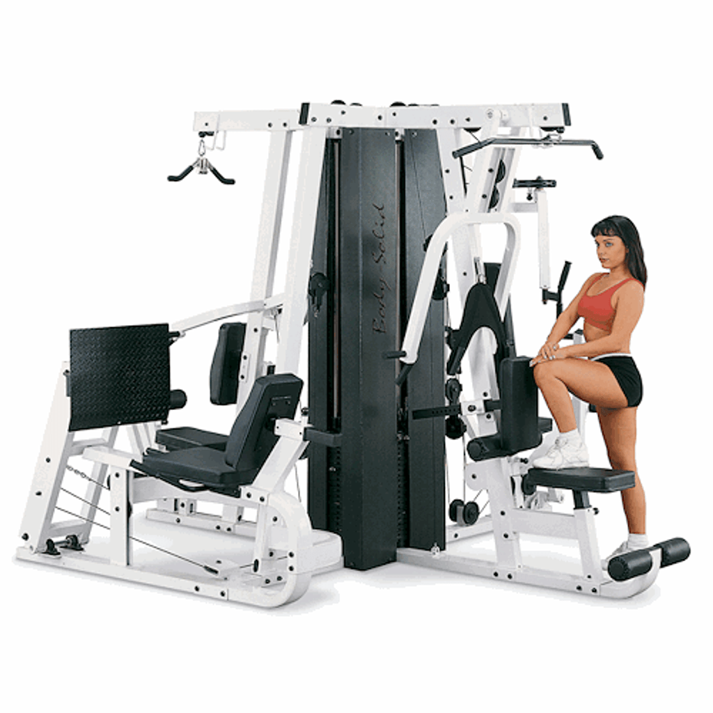 Body Solid Commercial Multi Station Gym