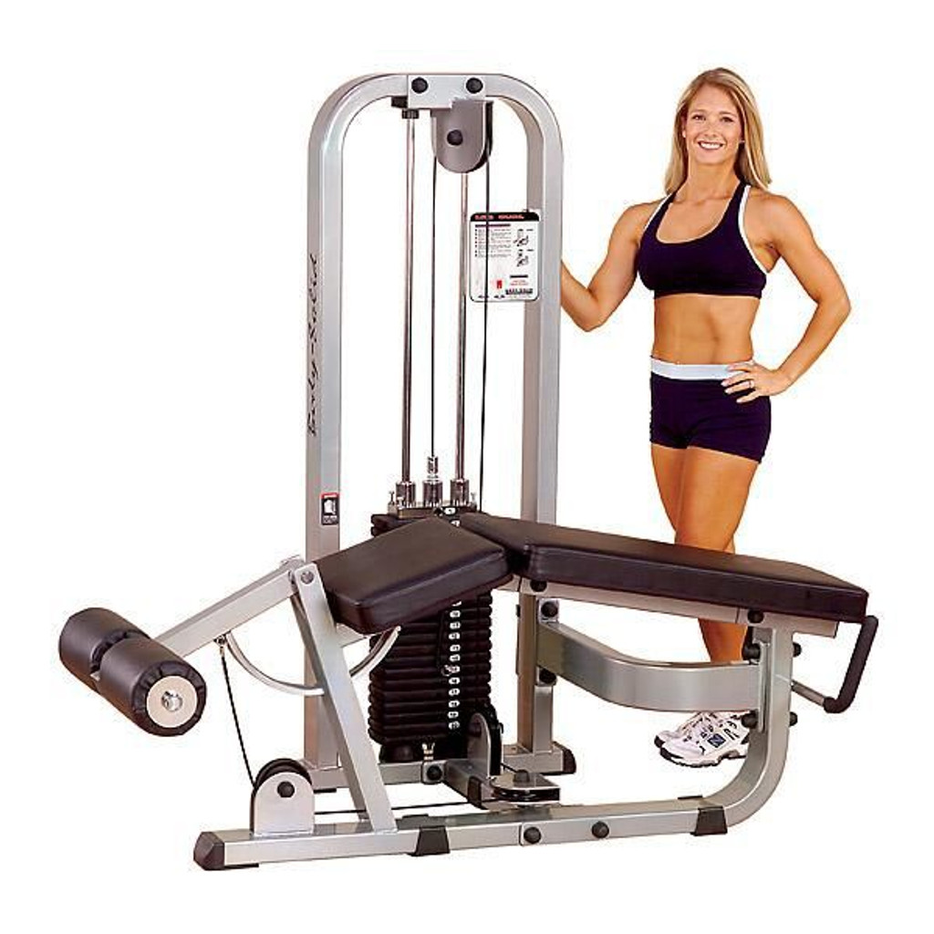 Body Solid Lying Leg Curl Machine - SLC400G