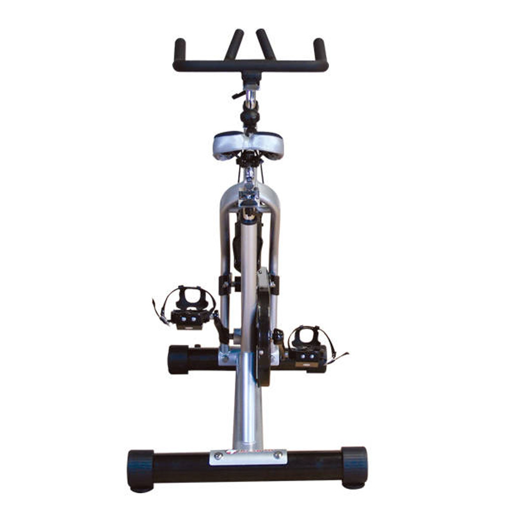 Body Solid Indoor Exercise Cycle Rear View