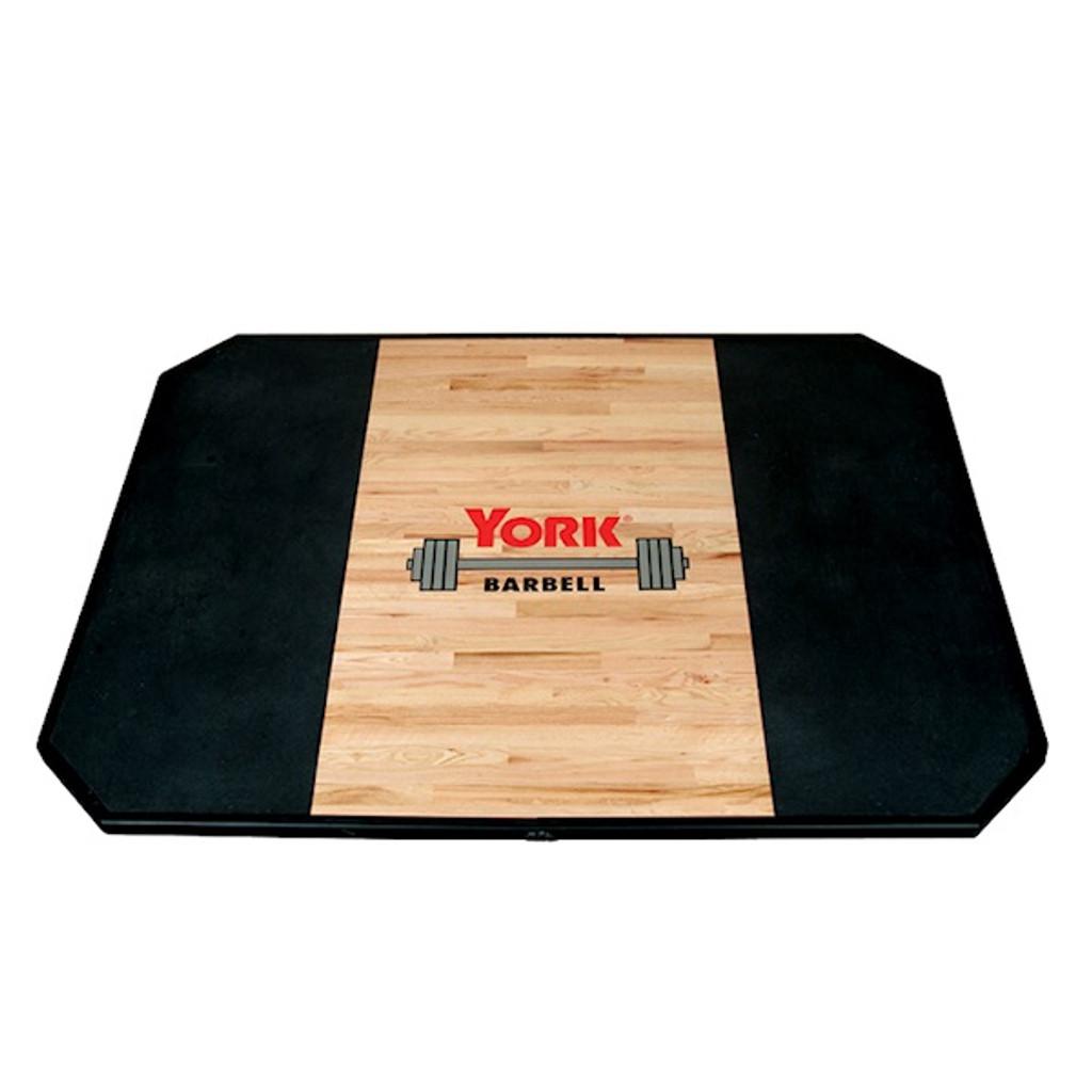 York Solid Oak Lifting Platform