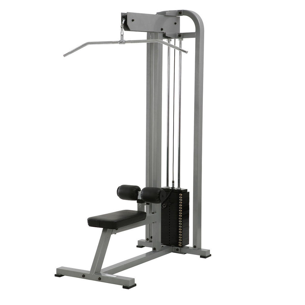 Gym Lat Pulldown Machine