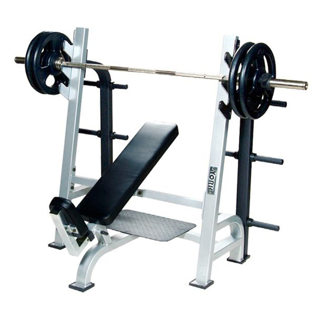 York Barbell STS Commercial Incline Bench Press