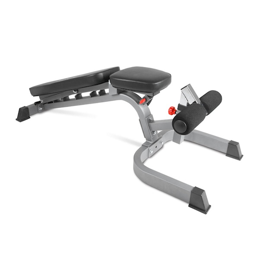 BodyCraft Flat Incline Decline Exercise Bench