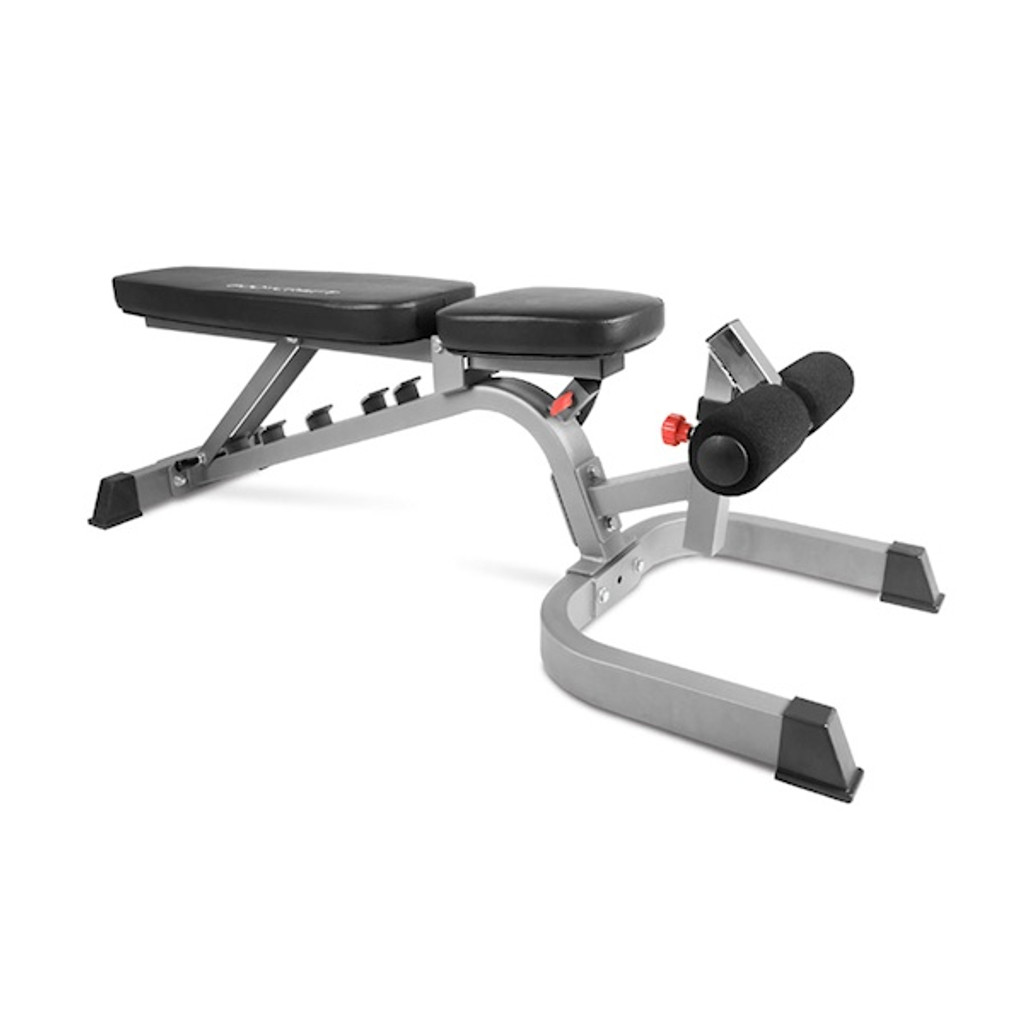 BodyCraft Light Commercial Adjustable Weight Bench