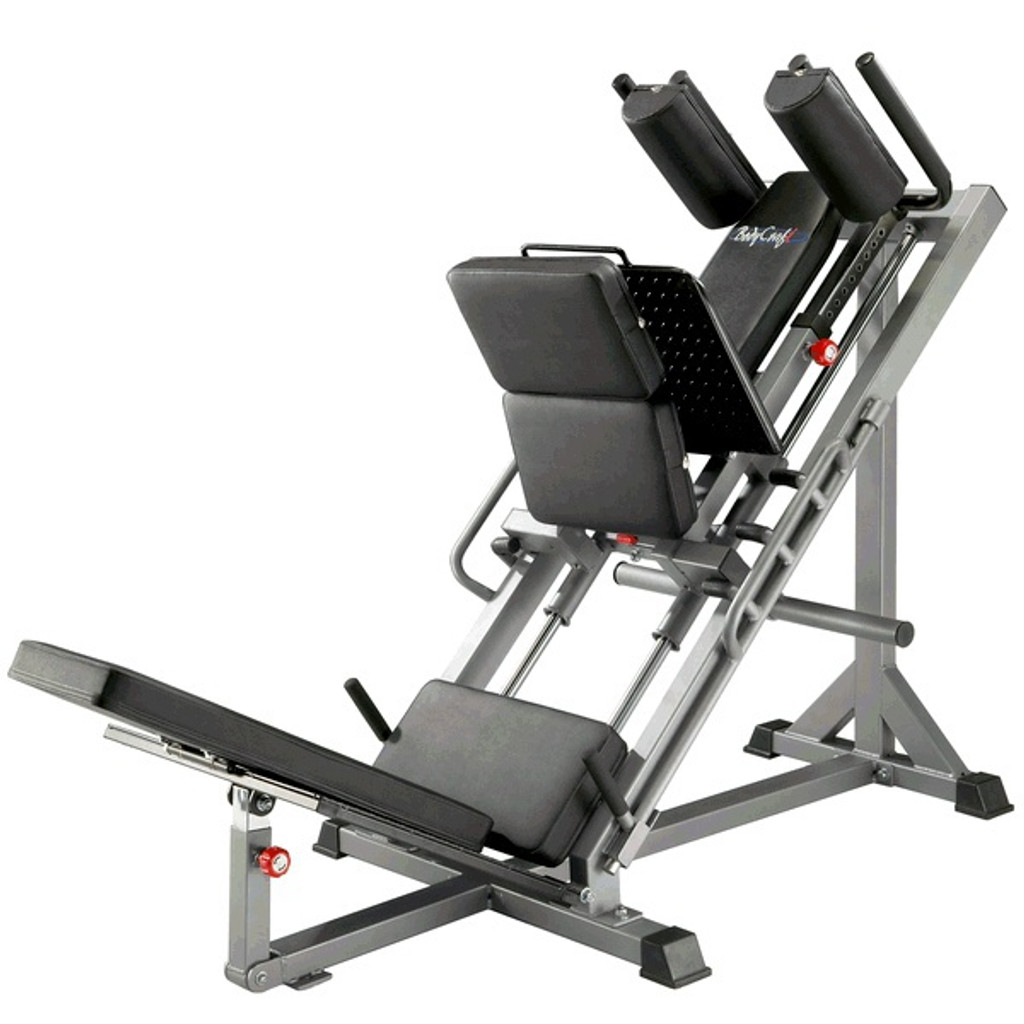 BodyCraft Plate Loaded Leg Press/Hack Squat