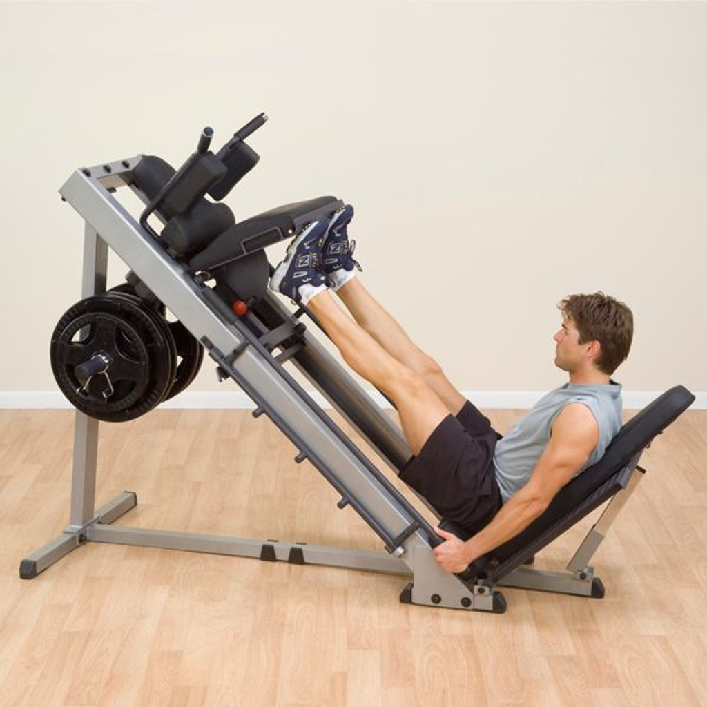 Body Solid Hack Squat/Leg Press Machine