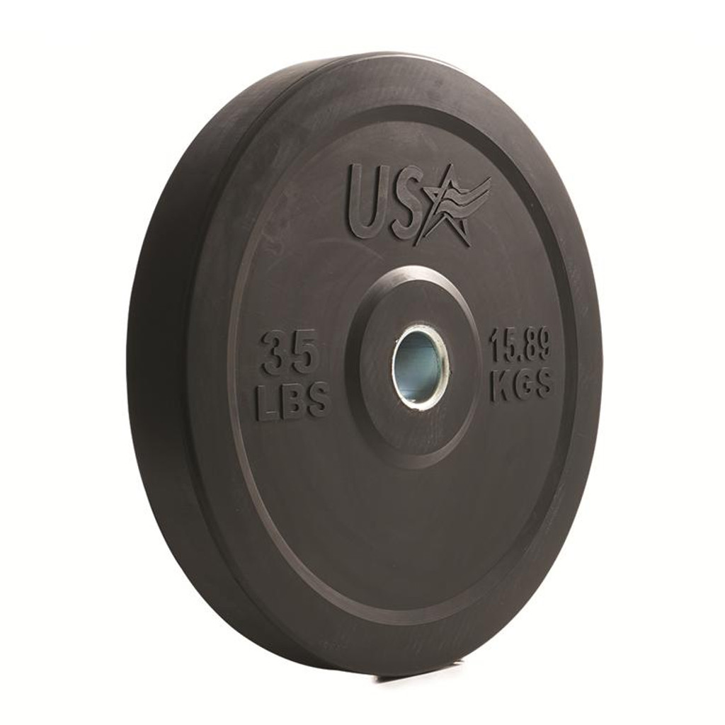 Troy USA Sports 35 lb Bumper Weight