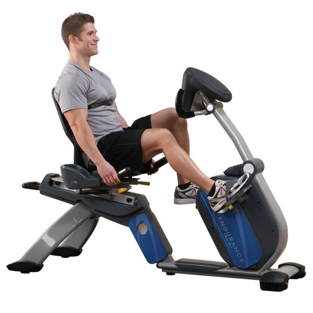 Body Solid Recumbent Workout Bike
