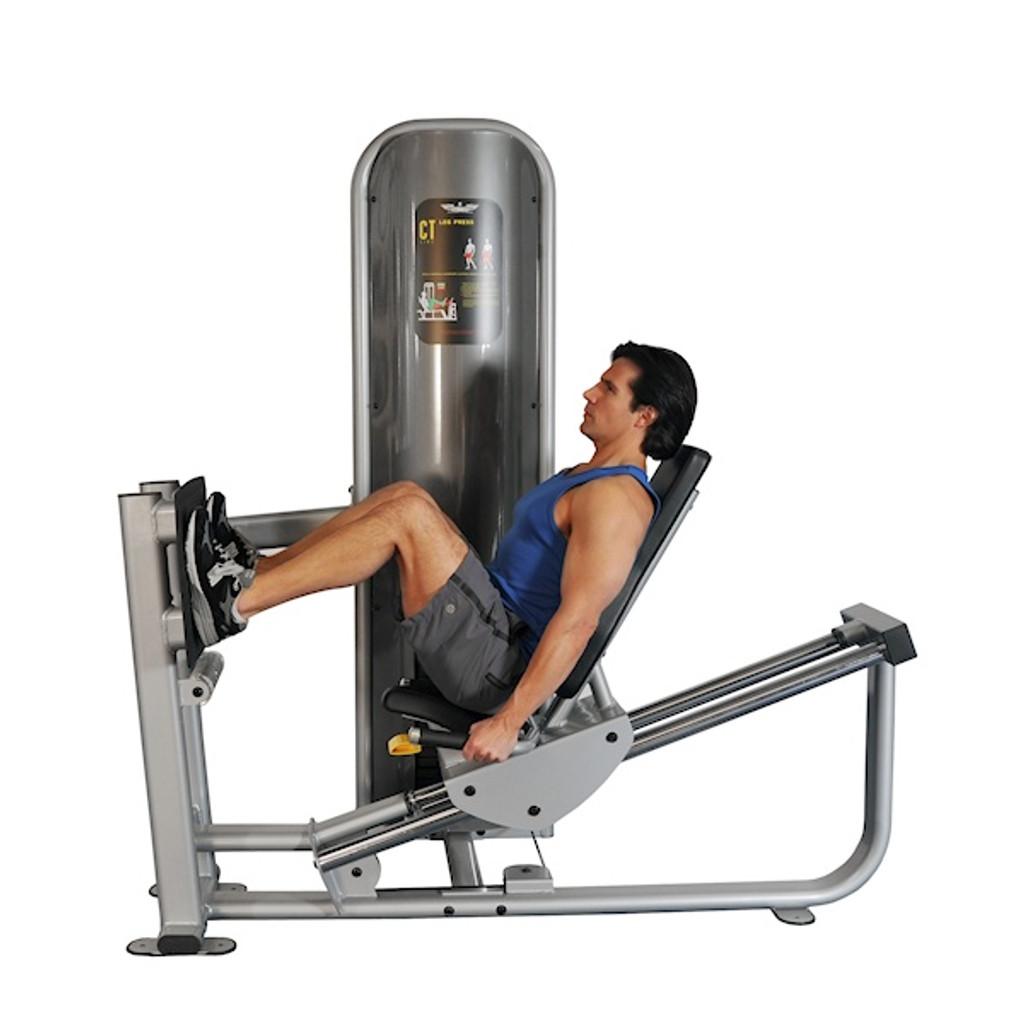 Inflight CT-ILPC Leg Machine/Calf Raise Combo