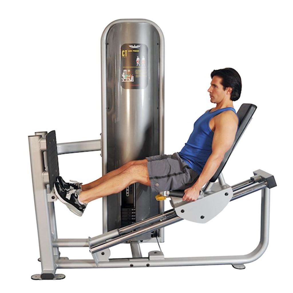 Inflight Fitness Commercial Calf Raise/Leg Machine Combo