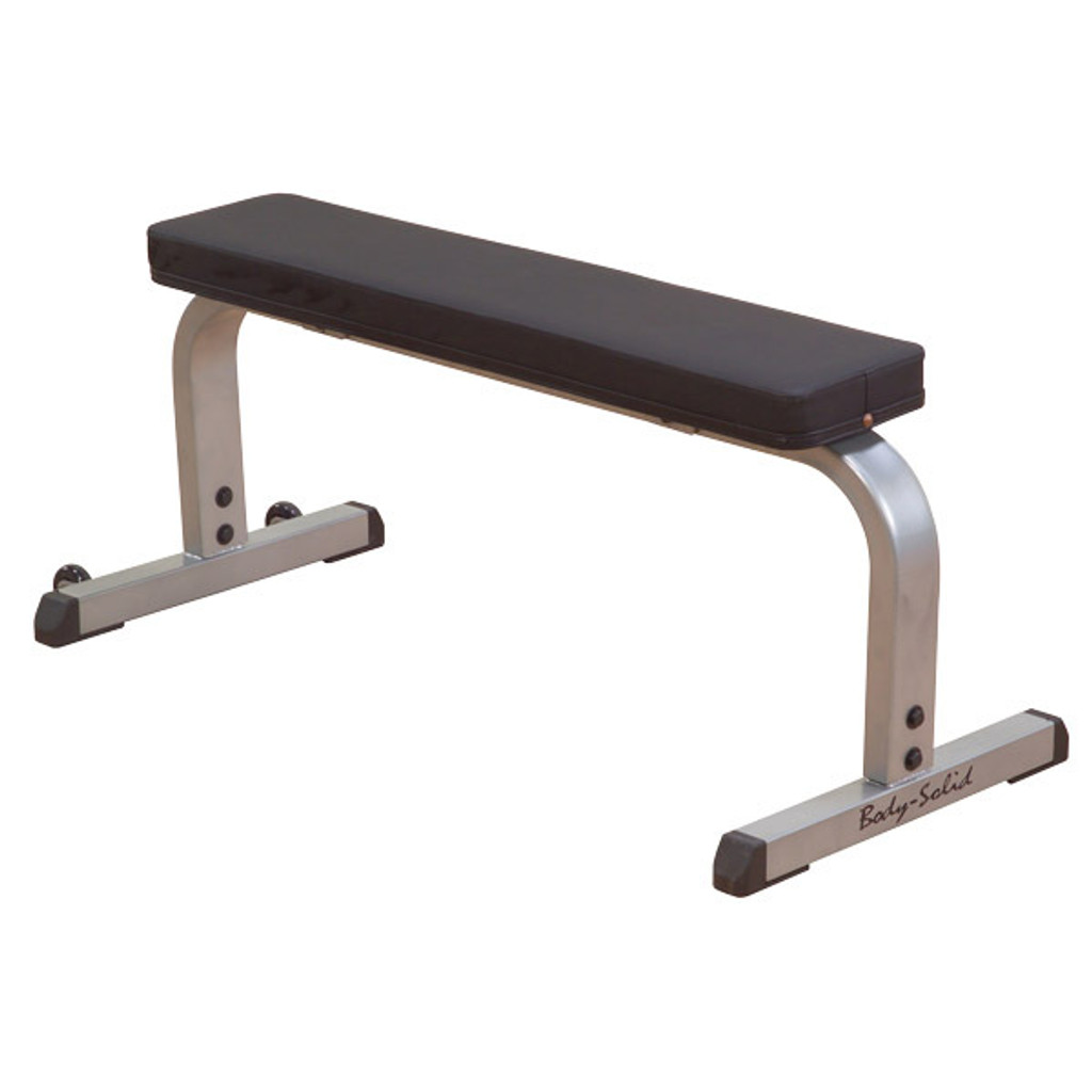 Body Solid Flat Workout Bench